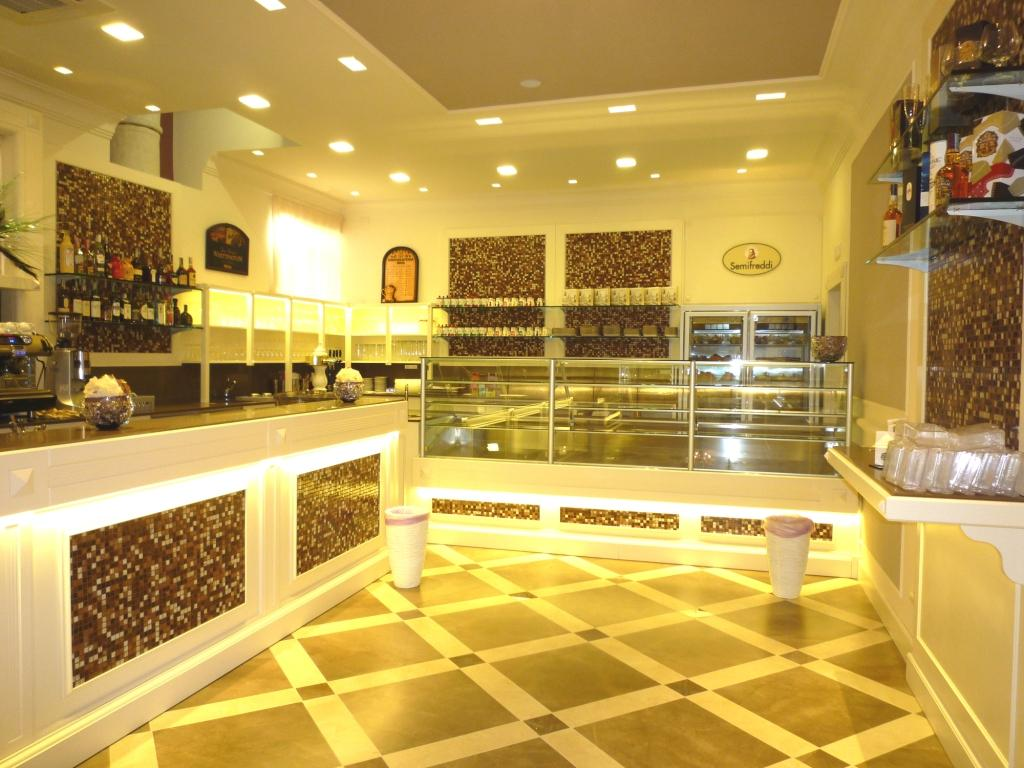 Bakery & Ice-cream shop