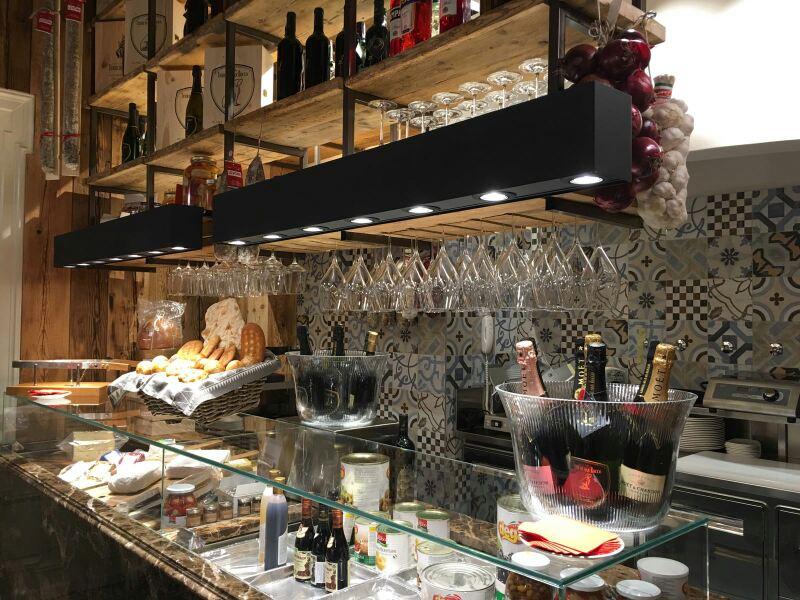 Bar, Enoteche & Ristoranti