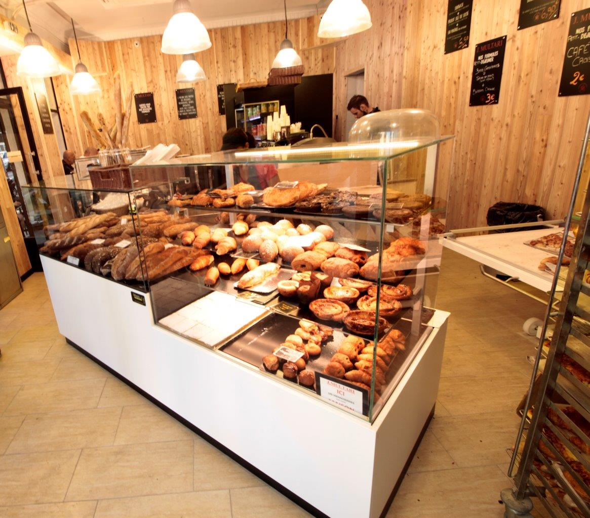 Gastronomies and Bakeries
