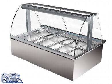 Banco frigo vetrina refrigerata buffet