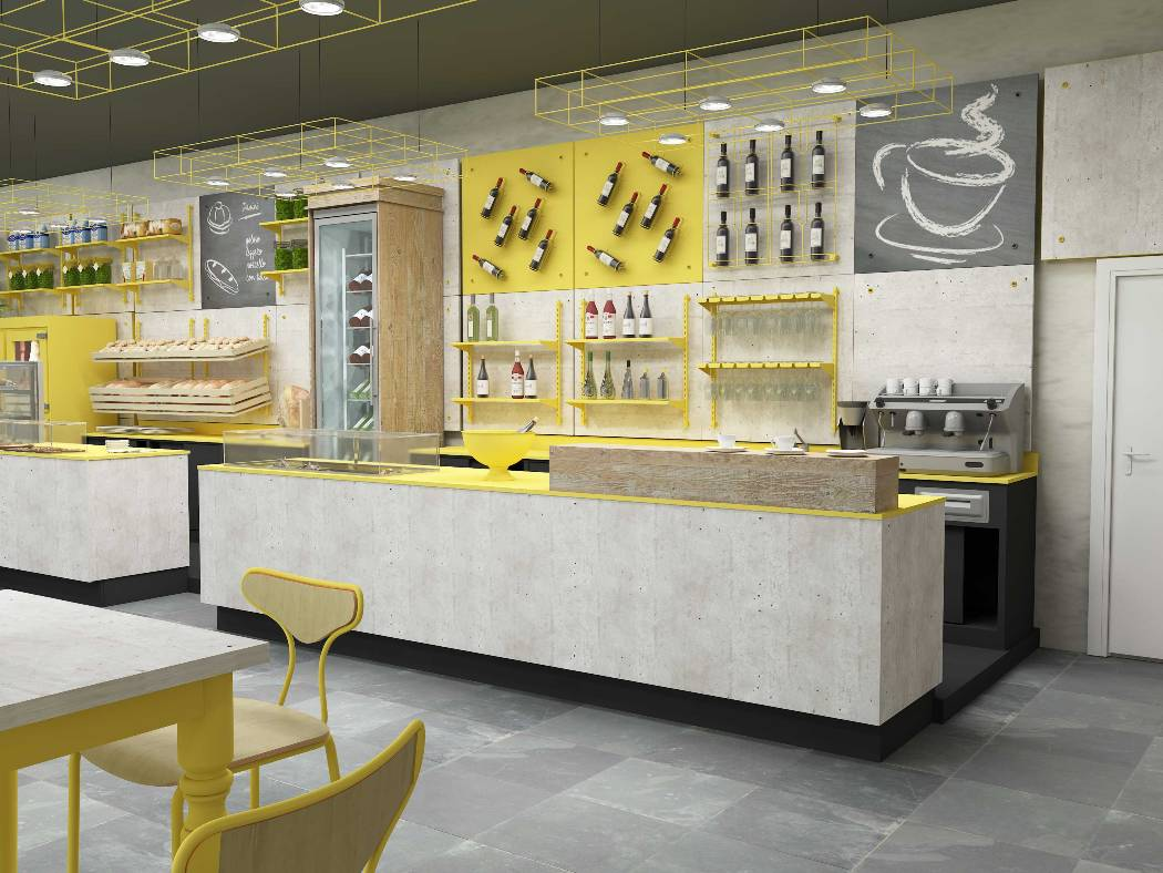 Shop Interiors Design