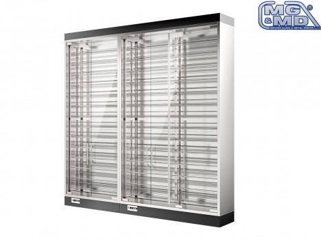vetrina armadio refrigerata panoramica