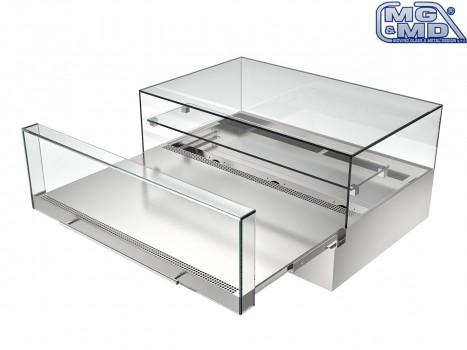 vetrina refrigerata per pasticceria fresca e praline