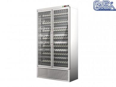 vetrina armadio refrigerata per vini formaggi salumi