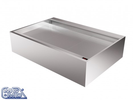 vasca refrigerata ad incasso