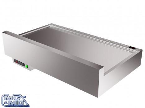 vasca refrigerata acciaio inox