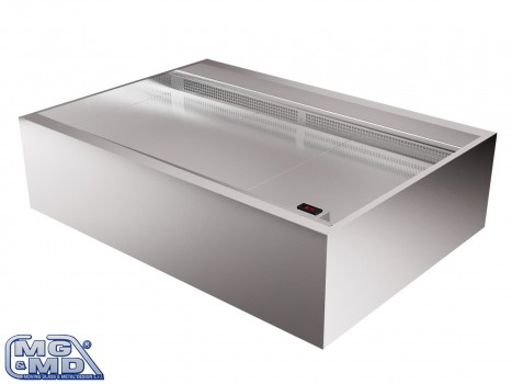 vasca refrigerata ventilata