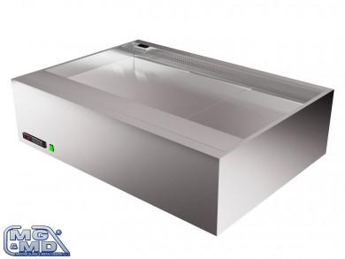vasca refrigerata regolabile