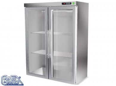 vetrina armadio refrigerata illuminata