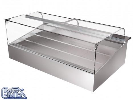 banco frigo vetrina armadio refrigerata con controlli