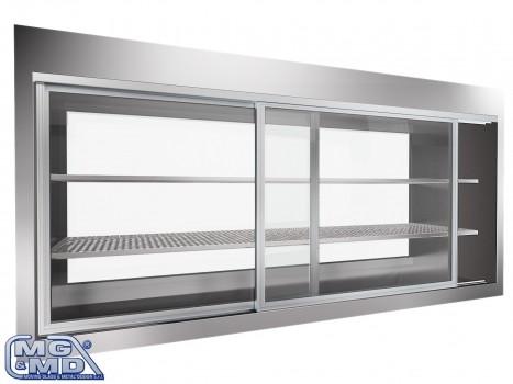 vetrina refrigerata per snack e panini pronti