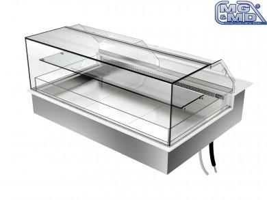 Banco frigo vetrina refrigerata EASY