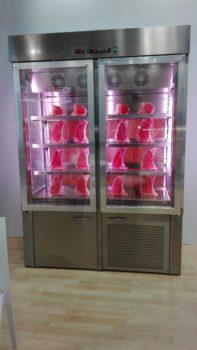 armadio refrigerato per carne